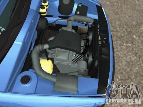 Volkswagen Passat B3 Variant для GTA San Andreas вид сверху