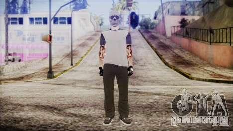 GTA Online Skin 51 для GTA San Andreas второй скриншот