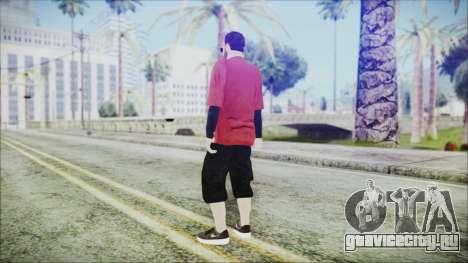GTA Online Skin 27 для GTA San Andreas третий скриншот
