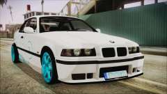 BMW M3 E36 Frozen