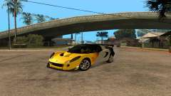 Lotus Elise 111s Tunable для GTA San Andreas