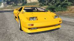 Lamborghini Diablo Viscous Traction 1994 для GTA 5