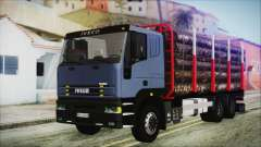 Iveco EuroTech Forest для GTA San Andreas