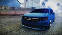 Dacia Logan 2015 для GTA San Andreas