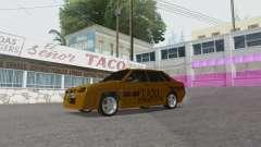 VAZ 21099 Tuning Russian Taxi для GTA San Andreas