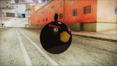 Angry Bird Grenade для GTA San Andreas
