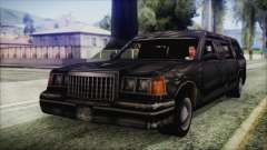 The Romeros Hearse для GTA San Andreas
