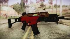 Xmas G36C для GTA San Andreas