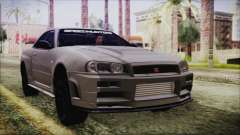 Nissan Skyline Nismo Body Kit для GTA San Andreas