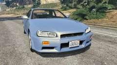 Nissan Skyline R34 2002