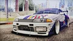 Nissan Skyline R32 Nozomi Toujo Itasha для GTA San Andreas