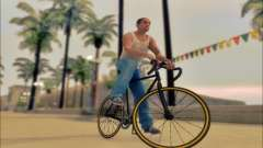 Мод из GTA V Fixter для GTA San Andreas