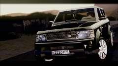 Range Rover Sport 2012 для GTA San Andreas