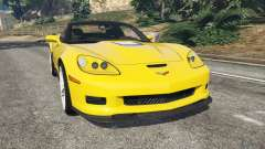 Chevrolet Corvette ZR1 для GTA 5