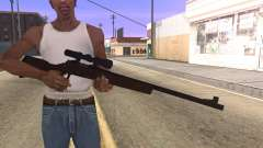 Remington 700 HD для GTA San Andreas