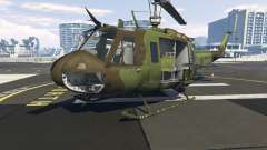 Bell UH-1D Huey Royal Canadian Air Force
