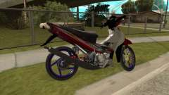Yamaha 125z для GTA San Andreas