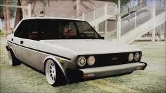 Tofas 131 Mirafiori Edition для GTA San Andreas
