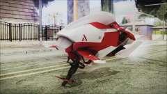 Syndicate Flying Motorcycle для GTA San Andreas