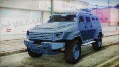 GTA 5 HVY Insurgent Van IVF