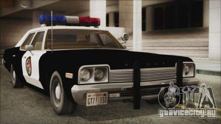 Dodge Monaco 1974 LSPD для GTA San Andreas