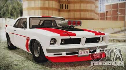 GTA 5 Declasse Tampa для GTA San Andreas