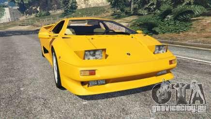 Lamborghini Diablo Viscous Traction 1994 для GTA 5