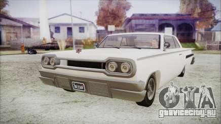 GTA 5 Declasse Clean Voodoo Hydra Version для GTA San Andreas