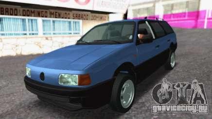 Volkswagen Passat B3 Variant для GTA San Andreas