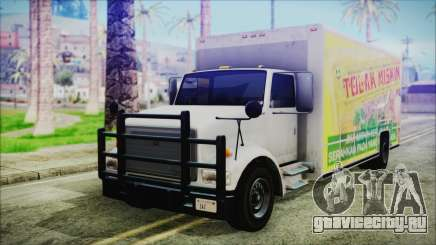 Indonesian Benson Truck Not In Real Life Version для GTA San Andreas