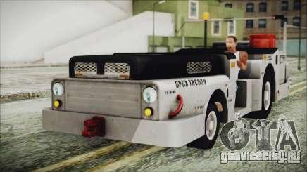 BF3 Push Car для GTA San Andreas