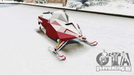 Снегоход для GTA 5