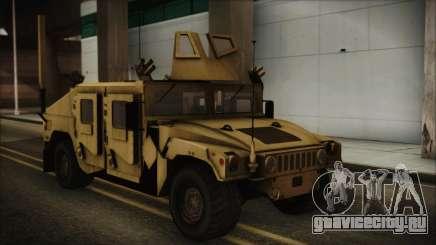 HMMWV Patriot для GTA San Andreas