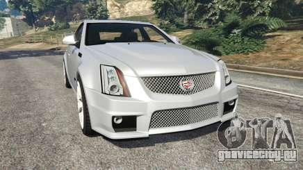 Cadillac CTS-V 2009 для GTA 5