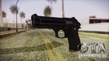 PayDay 2 Bernetti 9 для GTA San Andreas