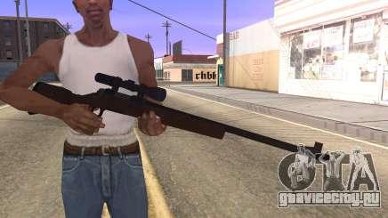 Remington 700 HD для GTA San Andreas