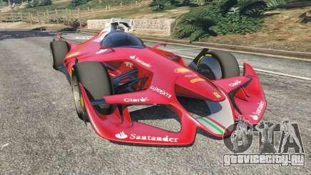 Ferrari F1 Concept для GTA 5