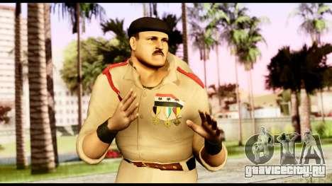 WWE Sgt Slaughter 1 для GTA San Andreas