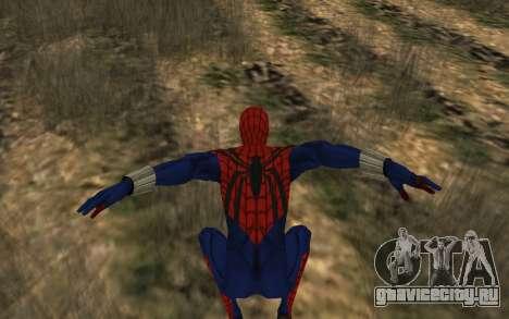 Сенсационный Человек-Паук Бен Рейли для GTA San Andreas пятый скриншот
