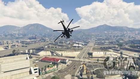 Ми-28 Ночной охотник для GTA 5 седьмой скриншот