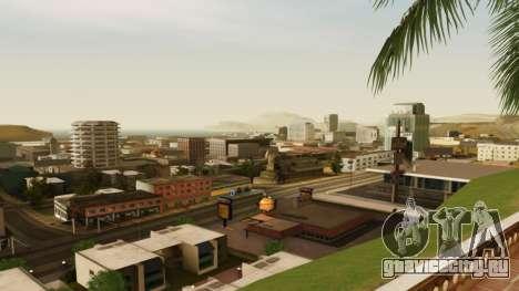 ENB by Robert v8.4 для GTA San Andreas