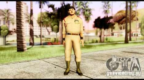 WWE Sgt Slaughter 1 для GTA San Andreas второй скриншот