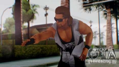 WWE Diesel 1 для GTA San Andreas