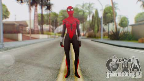 Marvel Heroes Spider-Girl для GTA San Andreas второй скриншот