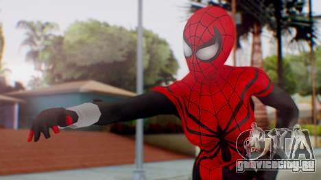 Marvel Heroes Spider-Girl для GTA San Andreas