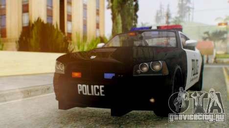 New Police SF для GTA San Andreas