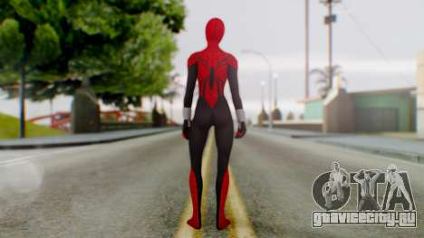Marvel Heroes Spider-Girl для GTA San Andreas третий скриншот