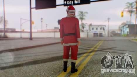 GTA Online Festive Surprise Skin 2 для GTA San Andreas третий скриншот