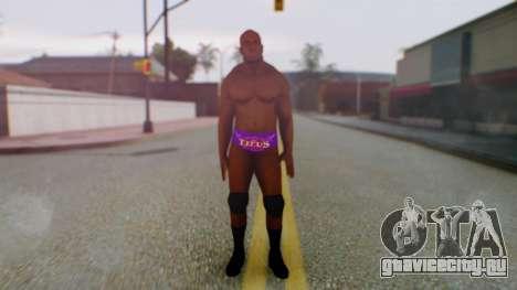 Titus ONeil для GTA San Andreas второй скриншот