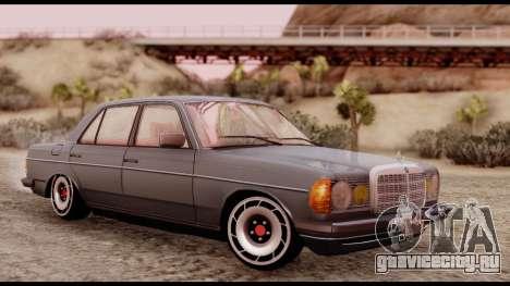 Mercedes-Benz 450SEL для GTA San Andreas